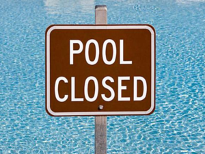 Vets Park Pool is closed for the start of the season. Here's why.